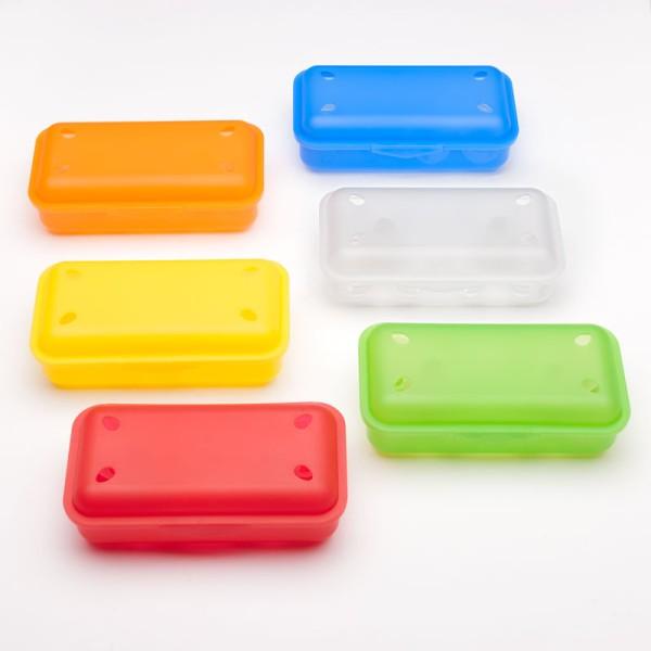 MeiBox Mehrwegeierschachtel in verschiedenen Farben