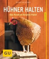 """Buch """"Hühner halten"""" – Das Rundum-Sorglos-Paket"""