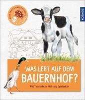 """Kinderbuch """"Was lebt auf dem Bauernhof?"""""""