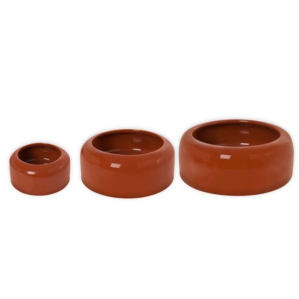 Keramiknapf / Gritnapf in verschiedenen Größen