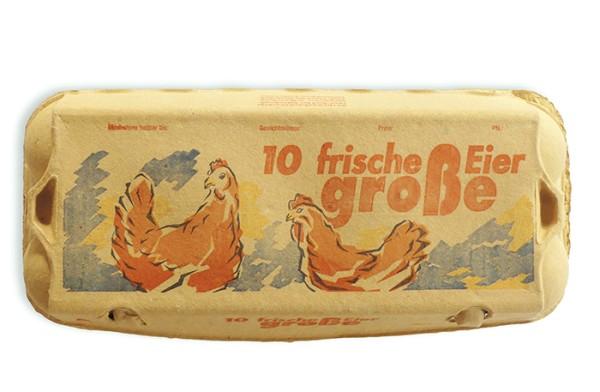 110 Stück 10er Eierschachteln für große Eier