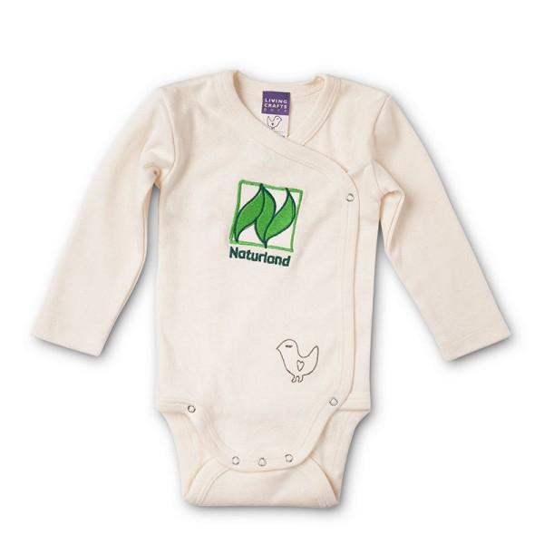 Naturland Baby-Wickelbody