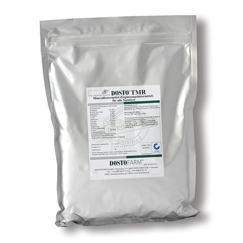 Oreganokonzentrat zur Futterergänzung - Dosto TMR (Totale Mischration) 1 kg Beutel