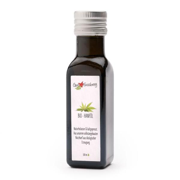 Bio-Hanföl – das leckere Speiseöl für die gesunde & raffinierte Landküche