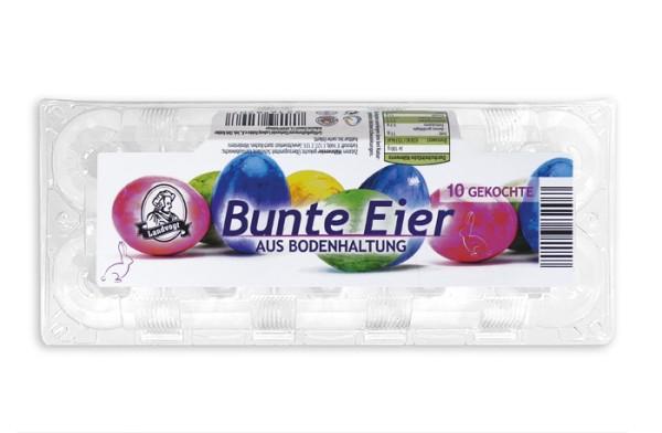 Sonderposten versandkostenfrei: 800 Stück PET 10er Eierschachteln Fehldruck