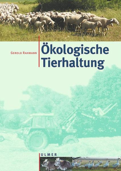 """Buch """"Ökologische Tierhaltung"""""""